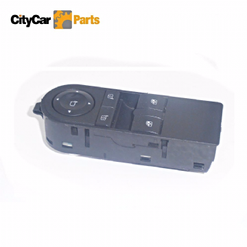 VAUXHALL ASTRA & ZAFIRA B 2004 TO 2011 FRONT DRIVER SIDE WINDOW MIRROR SWITCH